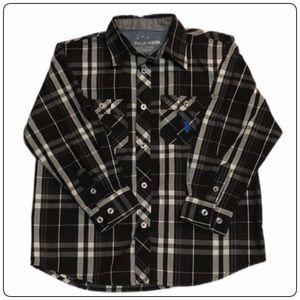 ❤️4 for $20❤️US Polo Assn Boys Long Sleeve Shirt